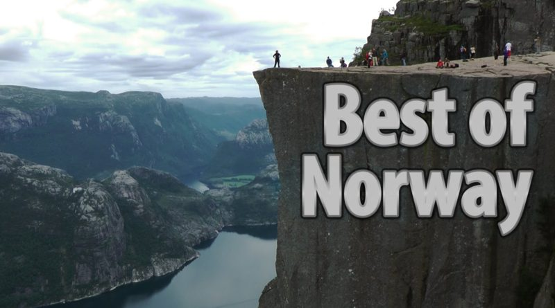 Video Wednesday: Best of Norway Trailer – 18 Things you